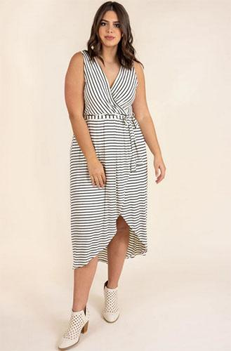 struck by your love maxi dress