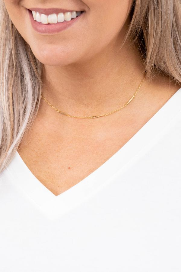 accessory, necklace, drop, gold, star