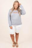 top, long sleeve, grey, comfy, tee, graphic