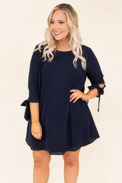 Take On The Night Dress, Navy